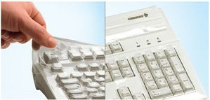 CHERRY KEYSKIN FOR G84 KEYPAD (6155173)