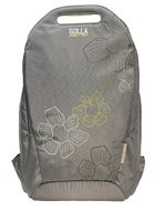 Backpack Blossom gray