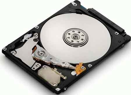 Travelstar Z5K500 320GB HDD