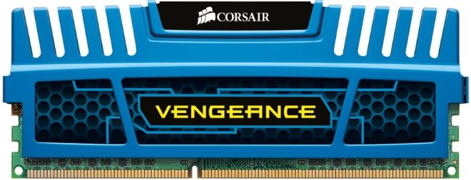 DDR3 PC1600 8GB CL9 2x4GB Kit VENGEANCE