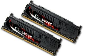 8GB DDR3 PC3-14900 1866MHz Sniper Series (9-10-9-28) Dual Channel kit