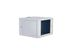 DIGITUS DIGITUS 9U wall mounting cabinet, double sectioned,  509x600x600 mm, farve grå (RAL 7035)