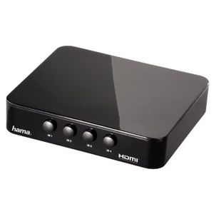 HAMA HDMI Switch 4x1 G-410 (00083186)