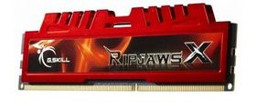 16GB kit DDR3 2133MHz CL11 RipjawsX