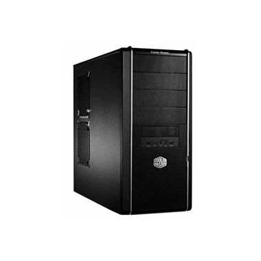 Case Elite 334 Mid Tower Chassis WO/PSU