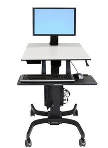 ERGOTRON WORKFIT-C Single LCD