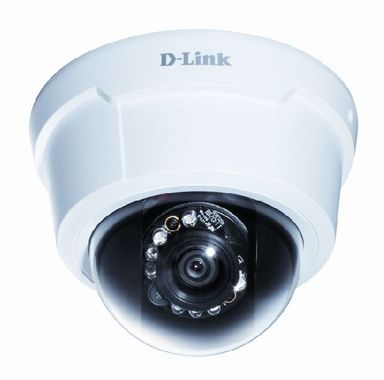 DCS-6113 Full HD Day & Night Dome Network Camera, 2 Megapixel,  1920x1080,  IR LED, Power over Ethernet, Motion detection