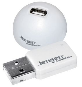 JENSEN Wireless USB Adapter 11N Mini 150Mbps (AL25150)