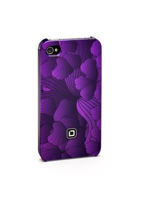 HARD COVER F IPHONE 4/4S PURPLE .