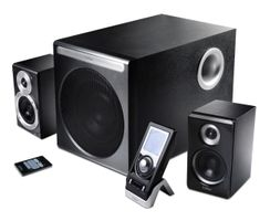 Multimedia S530D Signature Series System - black