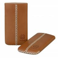 BUGATTI CROSS CASE F.GALAXY S2 BROWN/ LEATHER ACCS (07816)