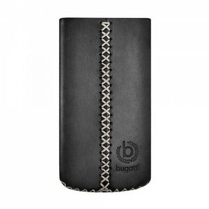 BUGATTI CROSS CASE F.GALAXY S2 BLACK/ LEATHER ACCS (07938)