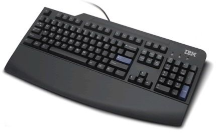 ThinkPlus Preferred Pro - Keyboard - PS/2 -