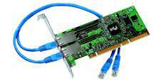 DUAL PORT SERVER ADAPTER GIGABIT PRO 1000 MT - BULK SINGLE PACK