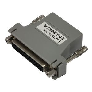 LANTRONIX RJ45 TO DB25F DCE ADAPTER                                  IN CABL (200.2067A)