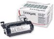 LEXMARK 'Return Program' tonerkassette til labels, 25.000 sider v. 5% dækning, (Optra T61X)