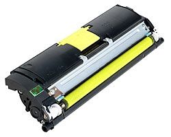 KONICA MINOLTA TONER CARTRIDGE YELLOW FOR MC 2400 SERIES 1500 PRINTS NS (1710589-001)