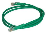 MICROCONNECT CAT6 UTP Cable 2M Green LSZH