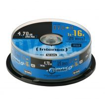 1x25 DVD+R 4,7GB 16x Speed, kratzfest,  Cakebox