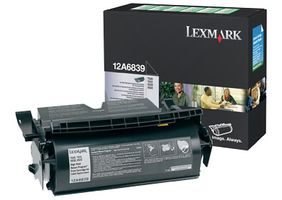 T520/ T522/ X520/ X522 Return Toner Cartridge High Yield For Labelprinting