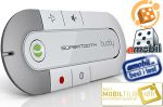 SUPERTOOTH Speakerphone Buddy White