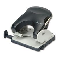5005 hole punch 2h/25 sheets Black