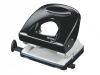 5008 hole punch 2h/30 sheets Black