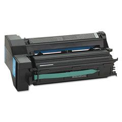 Cyan Return Toner Cartridge High Yield