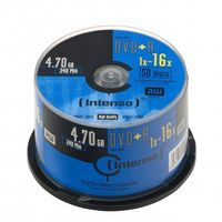 1x50 DVD+R 4,7GB 16x Speed, Cakebox