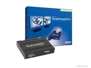 MATROX DUALHEAD2GO DIGITAL EDITION D2G-A2D-IF