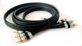 KRAMER Component 30.5m, 3 RCA to 3 RCA gold plate
