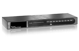 8-ports KVM-Switch