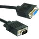 ICIDU VGA Monitor Ext.Cable10m 15pin Male - 15pin Female. V56