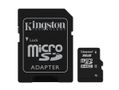 KINGSTON 8GB Micro SD (SDHC) CARD CLASS 4