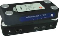 MICROCONNECT HDMI 1.3 Switch 3 to 1 1.3a (WE087)