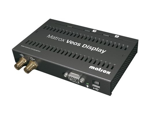 MATROX VEOS DISPLAY UNIT