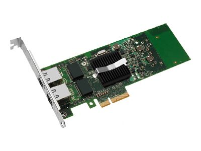 INTEL GIGABIT ET DUAL PORT SERVER ADAPTER - BULK (E1G42ETBLK)