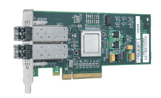 Brocade 8Gb FC Dual-port HBA System x