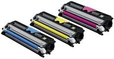 Toner mc16xx Kit1 CMY (3x2.500sidor),  1600W/ 1650EN/ 1680MF/ 1690MF