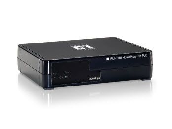 LEVELONE Homeplug Pro PoE adapter (PLI-3110)