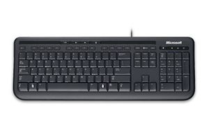 Tas Microsoft Wired Keyboard 6