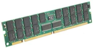 4GB Dual Rank PC3-10600 CL9 ECC DDR3 RDI