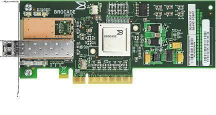 ExS/ Brocade 8GB SingPort HBA Syst x