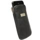 KRUSELL Luna Mobile Pouch Black/ Sand Large - qty 1