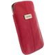 KRUSELL Luna pouch Red/Sand X Large
