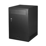 LIAN-LI Mini-Q PC-Q07B Mini-ITX Sort