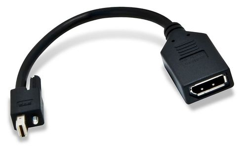 MATROX CAB-MDP-DPF MINI DISPLAYPORT TO DISPLAYPORT CALBE RETAIL (CAB-MDP-DPF)