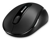 MS Wireless Mobile Mouse 4000 USB black
