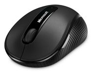 MICROSOFT MS Wireless Mobile Mouse 4000 USB black (D5D-00004)