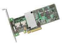 LSI SAS9260-8I KIT RAID 8PORT INT 6GB SAS/SATA PCIE 2.0 512MB (LSI00202)